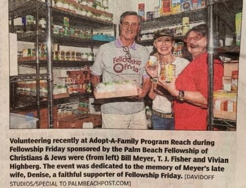 Adopt-A-Family Program Reach