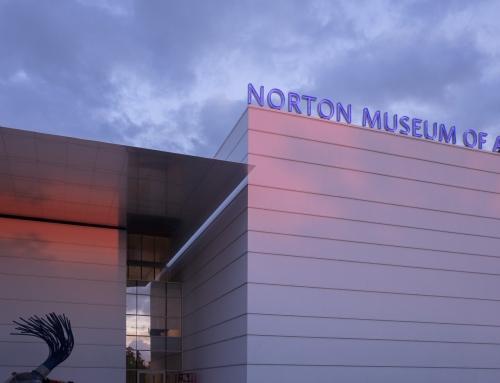 NORTON MUSEUM OPENING